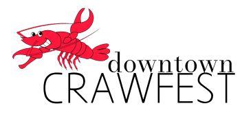 Logo design for an Arkadelphia Chamber of Commerce annual event featuring a custom designed illustration.